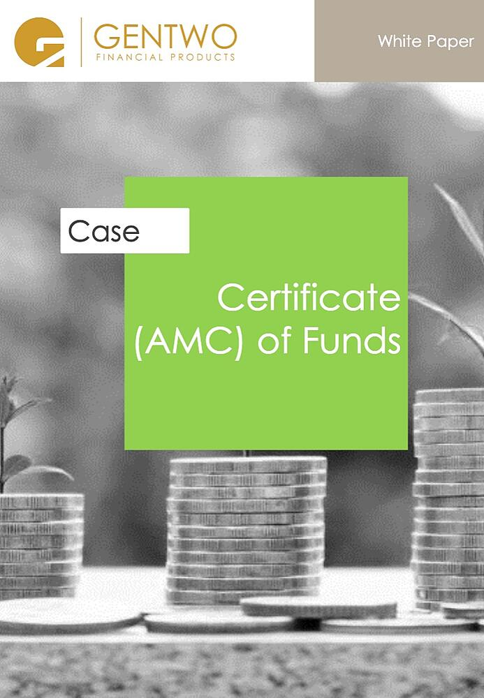Certificate (AMC) of Funds