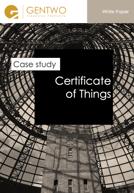 Certificate of Things