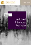 Add Art into your Portfolio