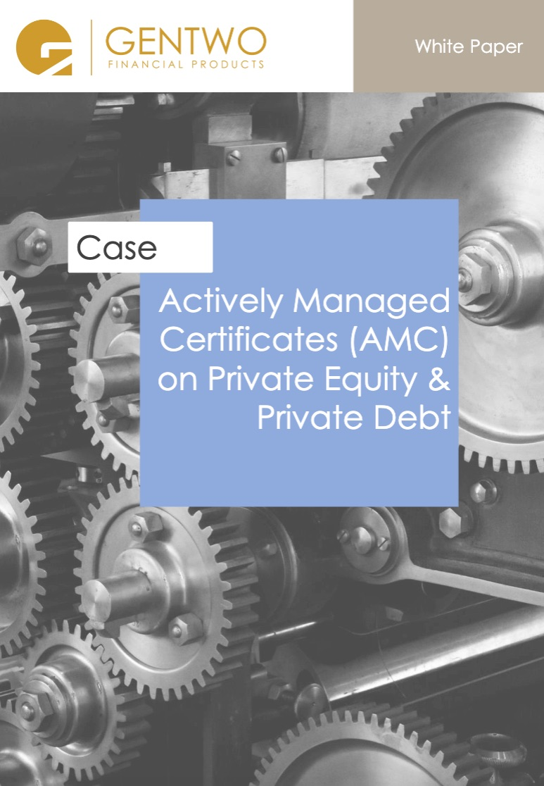 Actively Managed Certificates (AMC) on Private Equity & Private Debt