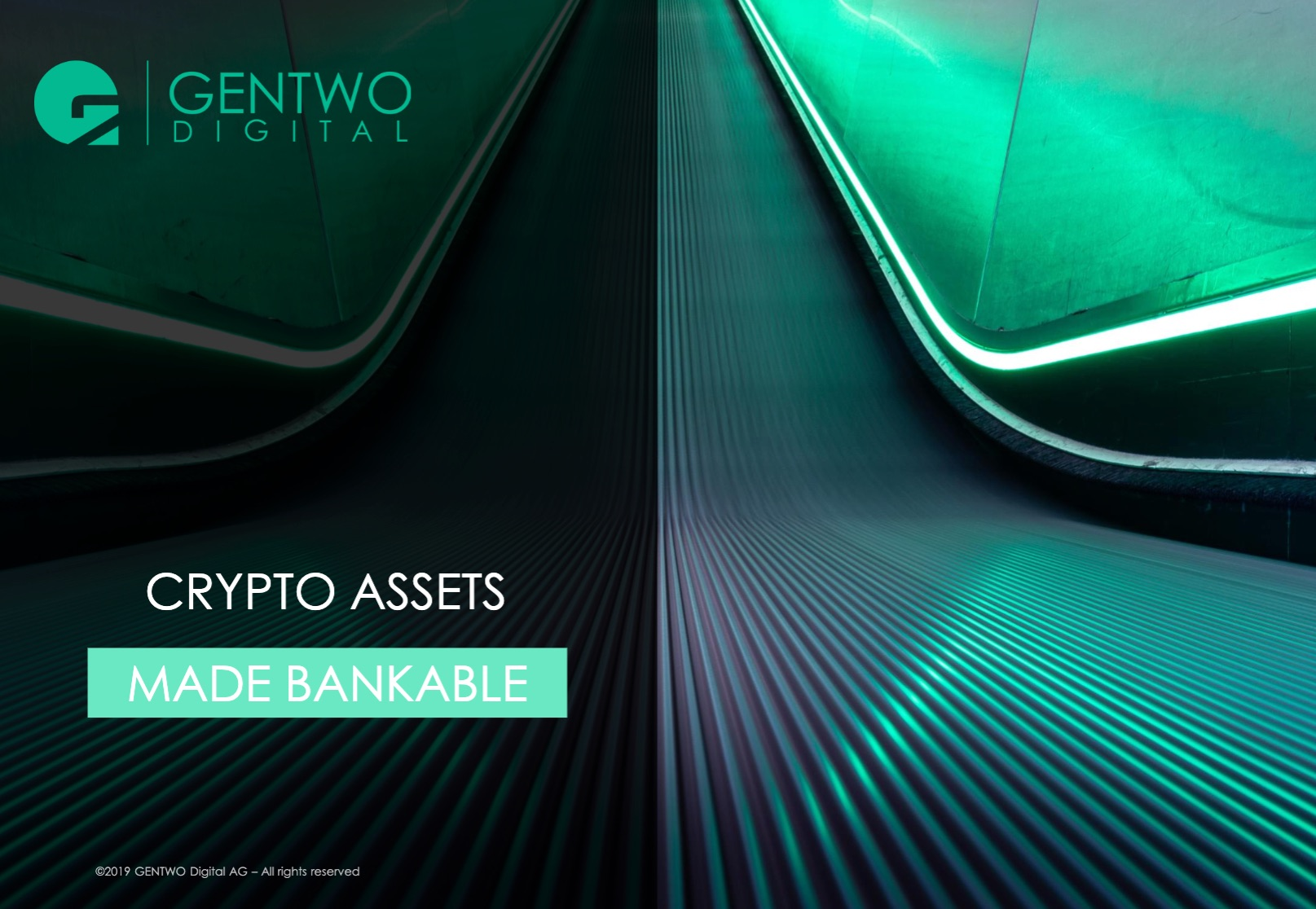 GENTWO Digital - Issuance Solution