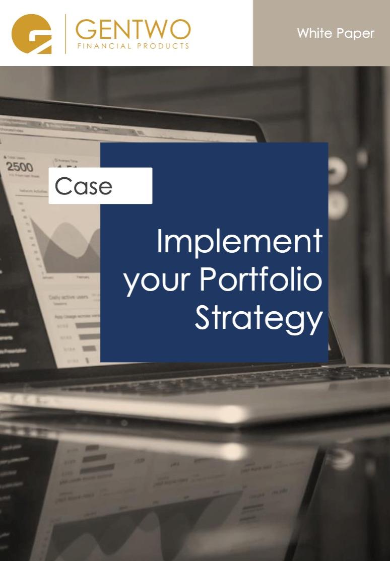 Implement your Portfolio Strategy